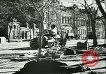 Image of destroyed town Russia, 1942, second 50 stock footage video 65675020601