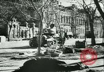 Image of destroyed town Russia, 1942, second 51 stock footage video 65675020601