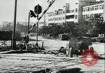 Image of destroyed town Russia, 1942, second 55 stock footage video 65675020601