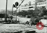 Image of destroyed town Russia, 1942, second 56 stock footage video 65675020601