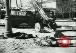 Image of destroyed town Russia, 1942, second 57 stock footage video 65675020601