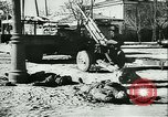 Image of destroyed town Russia, 1942, second 58 stock footage video 65675020601