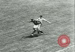Image of Soccer match Vichy France, 1942, second 4 stock footage video 65675020603