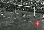 Image of Soccer match Vichy France, 1942, second 15 stock footage video 65675020603