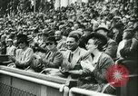 Image of Soccer match Vichy France, 1942, second 17 stock footage video 65675020603