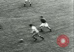Image of Soccer match Vichy France, 1942, second 22 stock footage video 65675020603