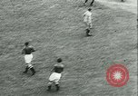 Image of Soccer match Vichy France, 1942, second 24 stock footage video 65675020603