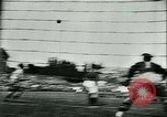 Image of Soccer match Vichy France, 1942, second 30 stock footage video 65675020603