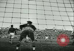 Image of Soccer match Vichy France, 1942, second 32 stock footage video 65675020603
