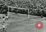 Image of Soccer match Vichy France, 1942, second 34 stock footage video 65675020603
