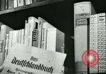 Image of German students Munich Germany, 1943, second 2 stock footage video 65675020605