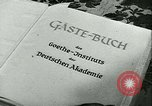 Image of German students Munich Germany, 1943, second 17 stock footage video 65675020605