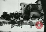 Image of Spanish girls Spain, 1944, second 16 stock footage video 65675020616