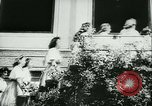 Image of Spanish girls Spain, 1944, second 32 stock footage video 65675020616