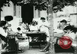 Image of Spanish girls Spain, 1944, second 37 stock footage video 65675020616