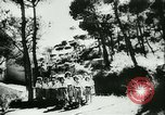Image of Spanish girls Spain, 1944, second 45 stock footage video 65675020616