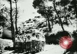 Image of Spanish girls Spain, 1944, second 46 stock footage video 65675020616