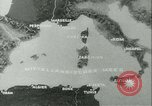 Image of German and Italian Occupation of Southern France Côte d'Azur France, 1943, second 2 stock footage video 65675020620