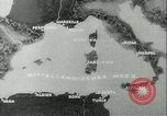 Image of German and Italian Occupation of Southern France Côte d'Azur France, 1943, second 4 stock footage video 65675020620