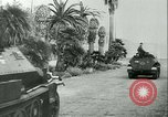 Image of German and Italian Occupation of Southern France Côte d'Azur France, 1943, second 16 stock footage video 65675020620