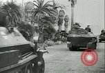 Image of German and Italian Occupation of Southern France Côte d'Azur France, 1943, second 21 stock footage video 65675020620