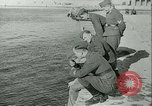 Image of German and Italian Occupation of Southern France Côte d'Azur France, 1943, second 41 stock footage video 65675020620