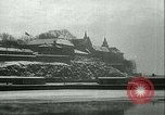 Image of Vidkun Quisling appointed minister-president at Akershus castle Oslo Norway, 1942, second 3 stock footage video 65675020624