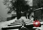 Image of Vidkun Quisling appointed minister-president at Akershus castle Oslo Norway, 1942, second 8 stock footage video 65675020624