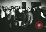 Image of Vidkun Quisling appointed minister-president at Akershus castle Oslo Norway, 1942, second 18 stock footage video 65675020624