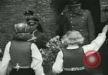 Image of Vidkun Quisling appointed minister-president at Akershus castle Oslo Norway, 1942, second 42 stock footage video 65675020624
