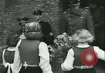 Image of Vidkun Quisling appointed minister-president at Akershus castle Oslo Norway, 1942, second 43 stock footage video 65675020624