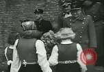 Image of Vidkun Quisling appointed minister-president at Akershus castle Oslo Norway, 1942, second 44 stock footage video 65675020624