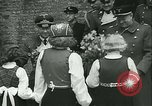 Image of Vidkun Quisling appointed minister-president at Akershus castle Oslo Norway, 1942, second 47 stock footage video 65675020624