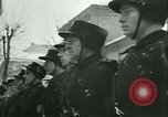 Image of Vidkun Quisling appointed minister-president at Akershus castle Oslo Norway, 1942, second 49 stock footage video 65675020624