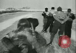Image of Ice skating Berlin Germany, 1942, second 23 stock footage video 65675020625