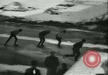 Image of Ice skating Berlin Germany, 1942, second 25 stock footage video 65675020625