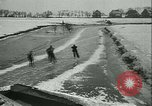 Image of Ice skating Berlin Germany, 1942, second 29 stock footage video 65675020625