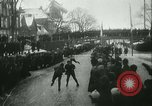 Image of Ice skating Berlin Germany, 1942, second 30 stock footage video 65675020625