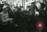 Image of Ice skating Berlin Germany, 1942, second 35 stock footage video 65675020625