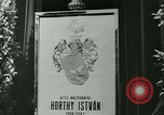 Image of Istvan Horthy funeral Budapest Hungary, 1942, second 44 stock footage video 65675020629