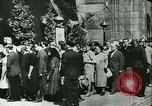 Image of Istvan Horthy funeral Budapest Hungary, 1942, second 47 stock footage video 65675020629