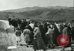 Image of Religious procession Croatia, 1942, second 7 stock footage video 65675020630
