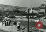 Image of Religious procession Croatia, 1942, second 13 stock footage video 65675020630
