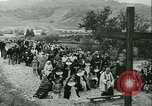 Image of Religious procession Croatia, 1942, second 15 stock footage video 65675020630