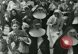Image of Religious procession Croatia, 1942, second 20 stock footage video 65675020630