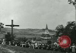 Image of Religious procession Croatia, 1942, second 27 stock footage video 65675020630