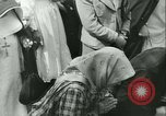 Image of Religious procession Croatia, 1942, second 28 stock footage video 65675020630