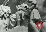 Image of Religious procession Croatia, 1942, second 31 stock footage video 65675020630