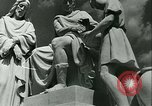 Image of Religious procession Croatia, 1942, second 32 stock footage video 65675020630