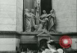 Image of Religious procession Croatia, 1942, second 34 stock footage video 65675020630